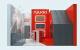 Фасадные системы RUUKKI - изготовление выставочных стендов в Самаре и Новосибирске