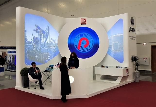 РИТЭК - изготовление выставочных стендов в Самаре и Новосибирске
