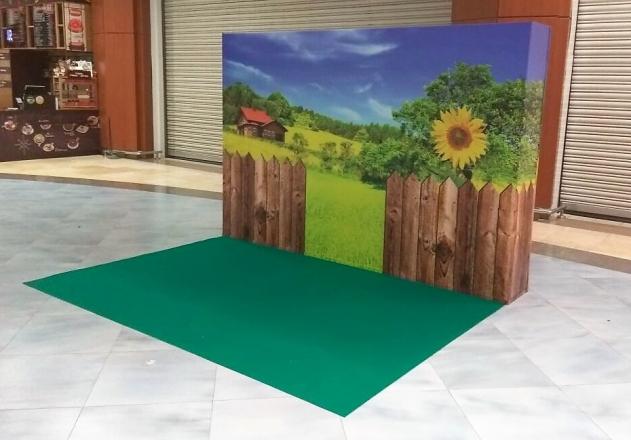АУРА - изготовление выставочных стендов в Самаре и Новосибирске