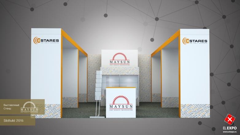 Estares - изготовление выставочных стендов в Самаре и Новосибирске