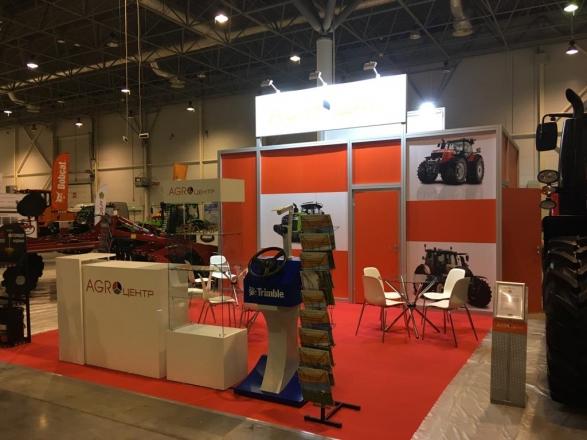 AGRO - изготовление выставочных стендов в Самаре и Новосибирске
