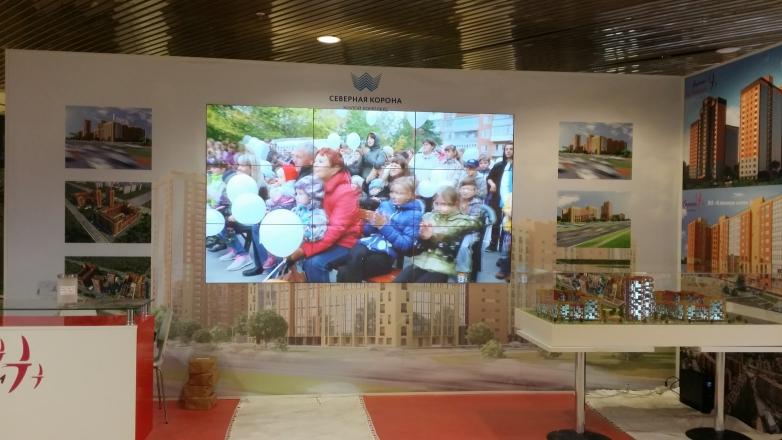 Стрижи - изготовление выставочных стендов в Самаре и Новосибирске