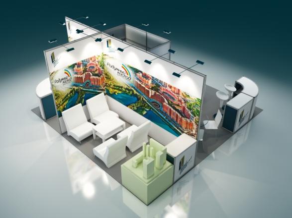 ПСФ - изготовление выставочных стендов в Самаре и Новосибирске