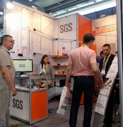 SGS - изготовление выставочных стендов в Самаре и Новосибирске