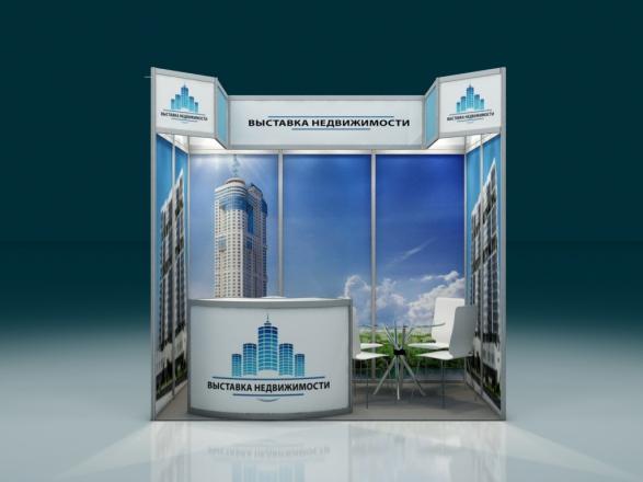 ЖК Бавария - изготовление выставочных стендов в Самаре и Новосибирске