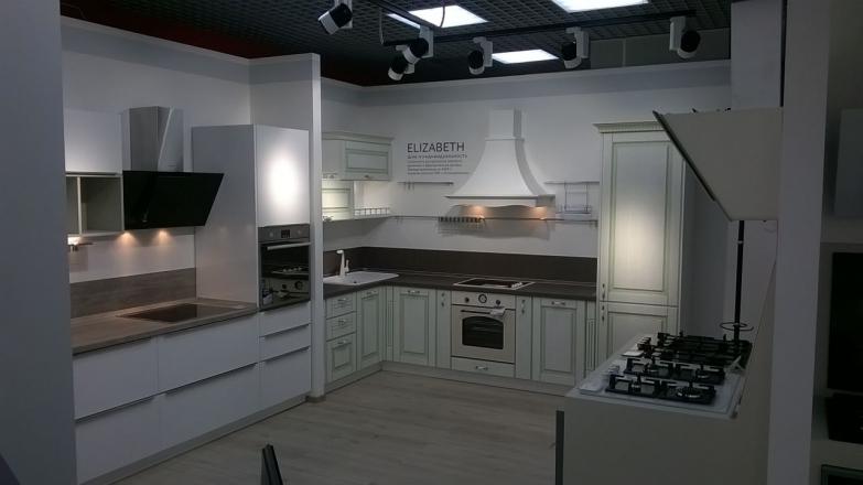 Кухни MIA - изготовление выставочных стендов в Самаре и Новосибирске