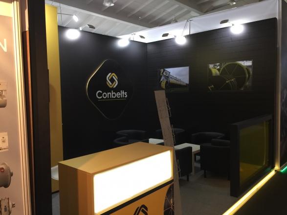 Conbelts - изготовление выставочных стендов в Самаре и Новосибирске