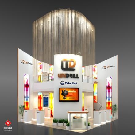 UniDrill - изготовление выставочных стендов в Самаре и Новосибирске