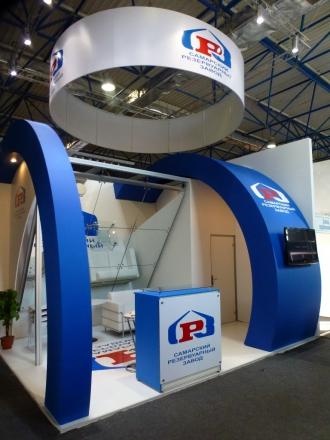 СРЗ-Астана - изготовление выставочных стендов в Самаре и Новосибирске