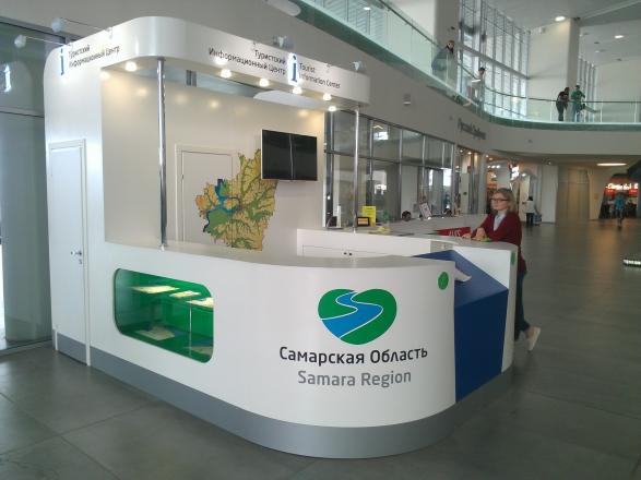 ТИЦ - изготовление выставочных стендов в Самаре и Новосибирске