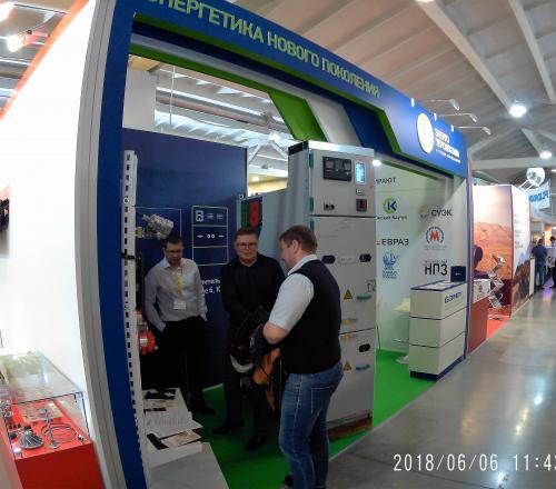 ЭНЕРГО ПЕРСПЕКТИВА - изготовление выставочных стендов в Самаре и Новосибирске