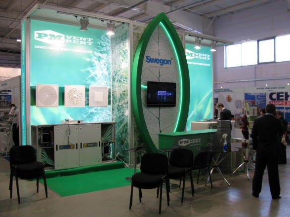 PM-Vent - изготовление выставочных стендов в Самаре и Новосибирске