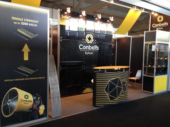 Conbelts Bytom - изготовление выставочных стендов в Самаре и Новосибирске