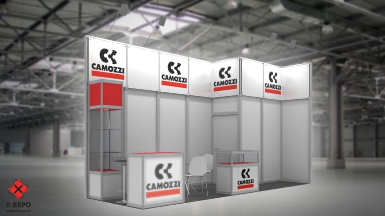 Camozzi-Симферополь - изготовление выставочных стендов в Самаре и Новосибирске