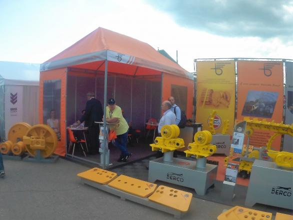 ГФП - изготовление выставочных стендов в Самаре и Новосибирске