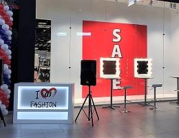 Выставочный стенд для FASHION