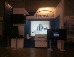 Выставочный стенд для FERROSTAAL