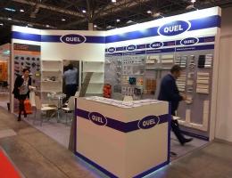 Выставочный стенд для QUEL