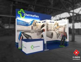 Выставочный стенд для Thermaflex