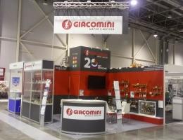 Выставочный стенд для GIACOMINI