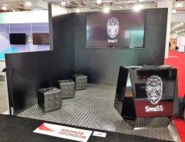 Выставочный стенд для SmaSS Technologies