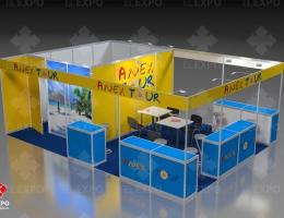 Выставочный стенд для ANEX TOUR