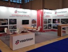 Выставочный стенд для VOORTMAN