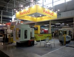 Выставочный стенд для FANUC
