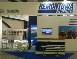 Выставочный стенд для REMONTOWA
