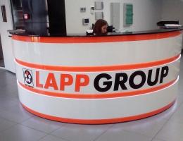 Выставочный стенд для LAPP GROUP