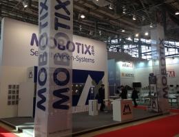 Выставочный стенд для MOBOTIX
