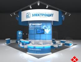 Выставочный стенд для ЭЛЕКТРОЩИТ