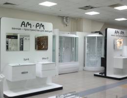 Выставочный стенд для AM-PM