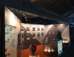 Выставочный стенд для KTR