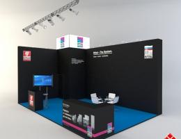 Выставочный стенд для RITTAL
