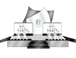 Выставочный стенд для LR