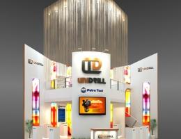 Выставочный стенд для UNIDRILL