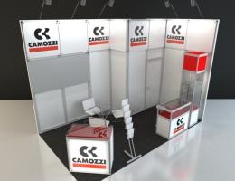 Выставочный стенд для KAMOZZI