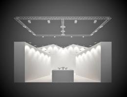 Выставочный стенд для RUSKLIMAT