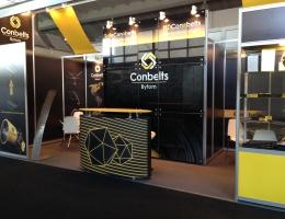 Выставочный стенд для CONBELTS