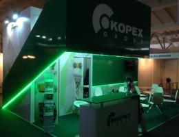 Выставочный стенд для KOPEX