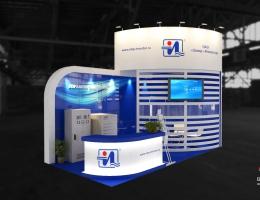Выставочный стенд для ОАО Завод Инвертор