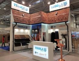 Выставочный стенд для TEGOLA