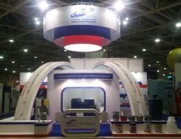 Выставочный стенд для Завод Тарных Изделий