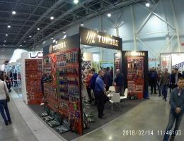 Выставочный стенд для TUNDRA