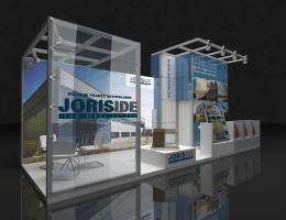 Выставочный стенд для JORISIDE