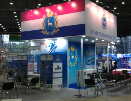 Выставочный стенд для Самарская область